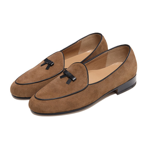 -[PAUL HAN] BELGIAN LOAFER - CAMEL