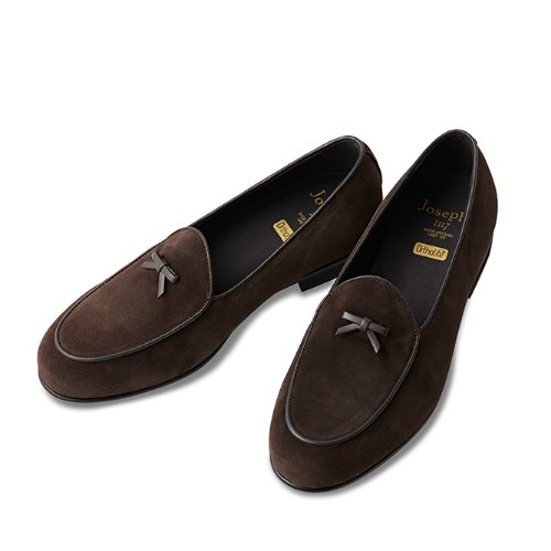 Josepht[Josepht] Paris dark brown