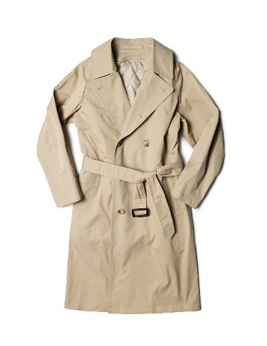 [니들앤스티치] Daily Trench Coat - beige
