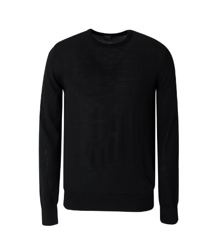 [IOLO]Essential Crewneck_black