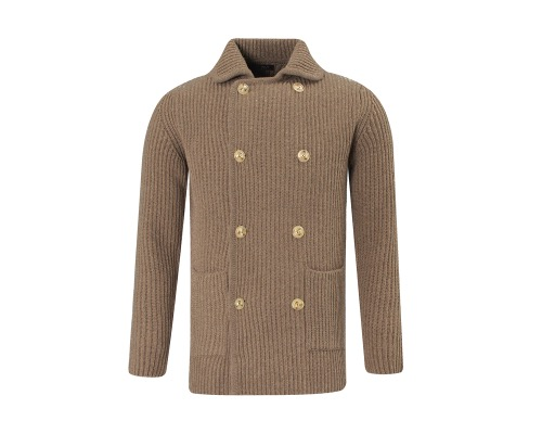 [IOLO] Double jacket_Sand beige