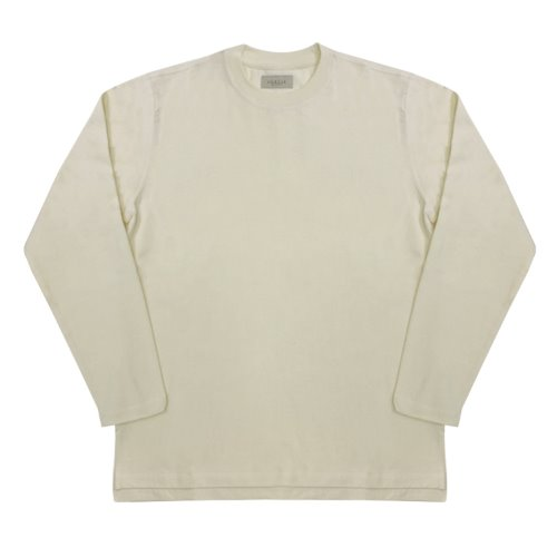 [SORTIE]3N605 Crew neck T-Shirts (Ivory)
