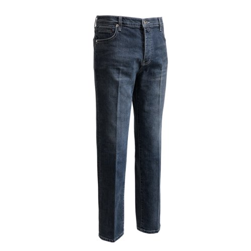 [SORTIE]12's Tailored Denim Jeans (Mid blue)