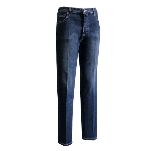 [SORTIE]12's Tailored Denim Jeans (Blue)