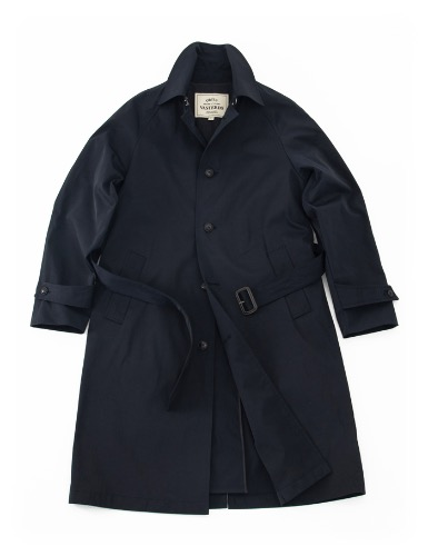 [ORTUS VASTERDS] Single Trench Coat NAVY