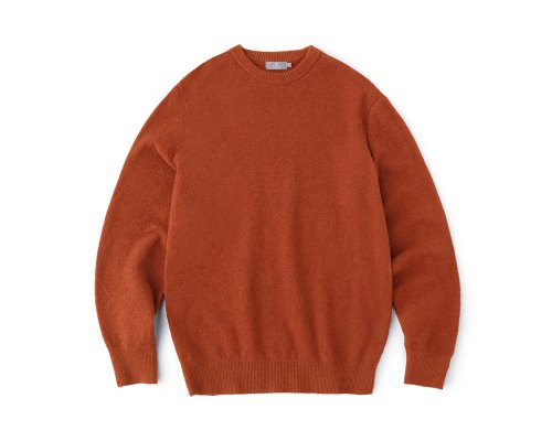 [IOLO]Terric Crewneck_Ornage