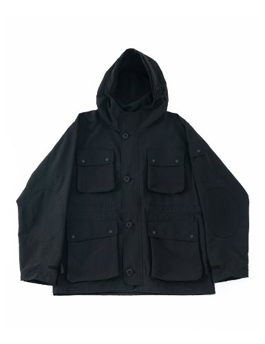 [ORTUS VASTERDS]MOUNTAIN JACKET BLACK