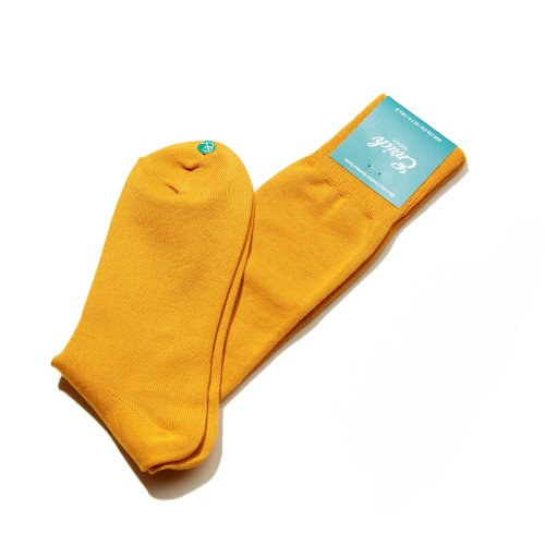 ENRICH[Enrich] Bamboo Socks - Ivory Solid