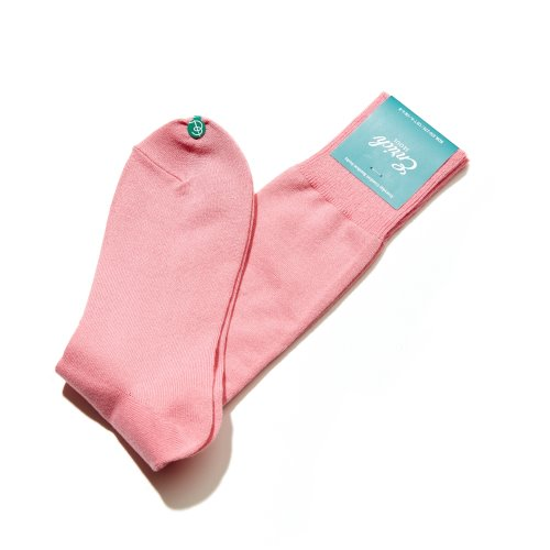 ENRICH[Enrich] Bamboo Socks - Pink Solid