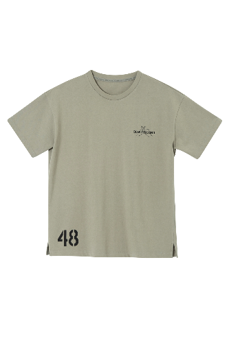 CICERI VISCONTI[CICERI VISCONTI]    CV-SS2020-MA01 ; Ciceri Visconti 10 Logo T-shirt (Ver. 2)