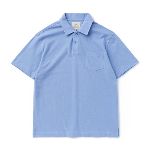 IOLO[IOLO] Mesh Cotton PK_Blue