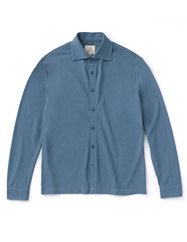 IOLO[IOLO] Summer PK Shirts_Blue