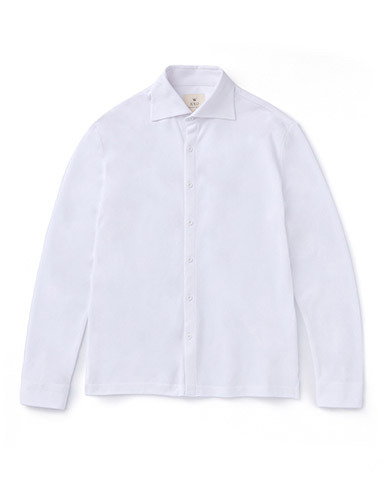 IOLO[IOLO] Summer PK Shirts_White