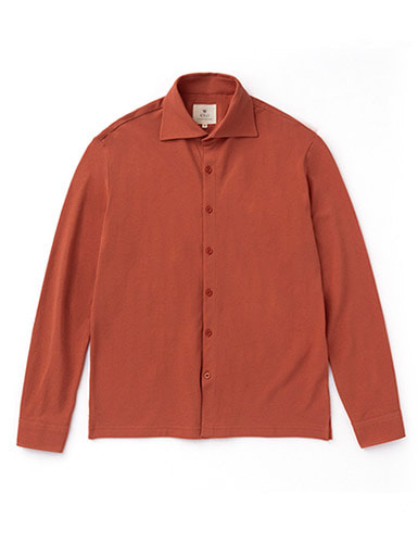 IOLO[IOLO] Summer PK Shirts_Orange