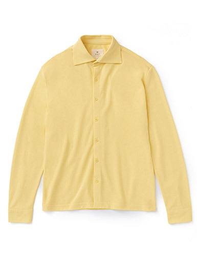 IOLO[IOLO] Summer PK Shirts_Yellow