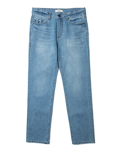 ERD[ERD] Slim straight 001 Sky blue