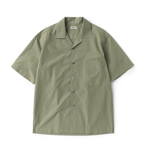 ESFAI[ESFAI] sue02 summer standard shirts (Green)