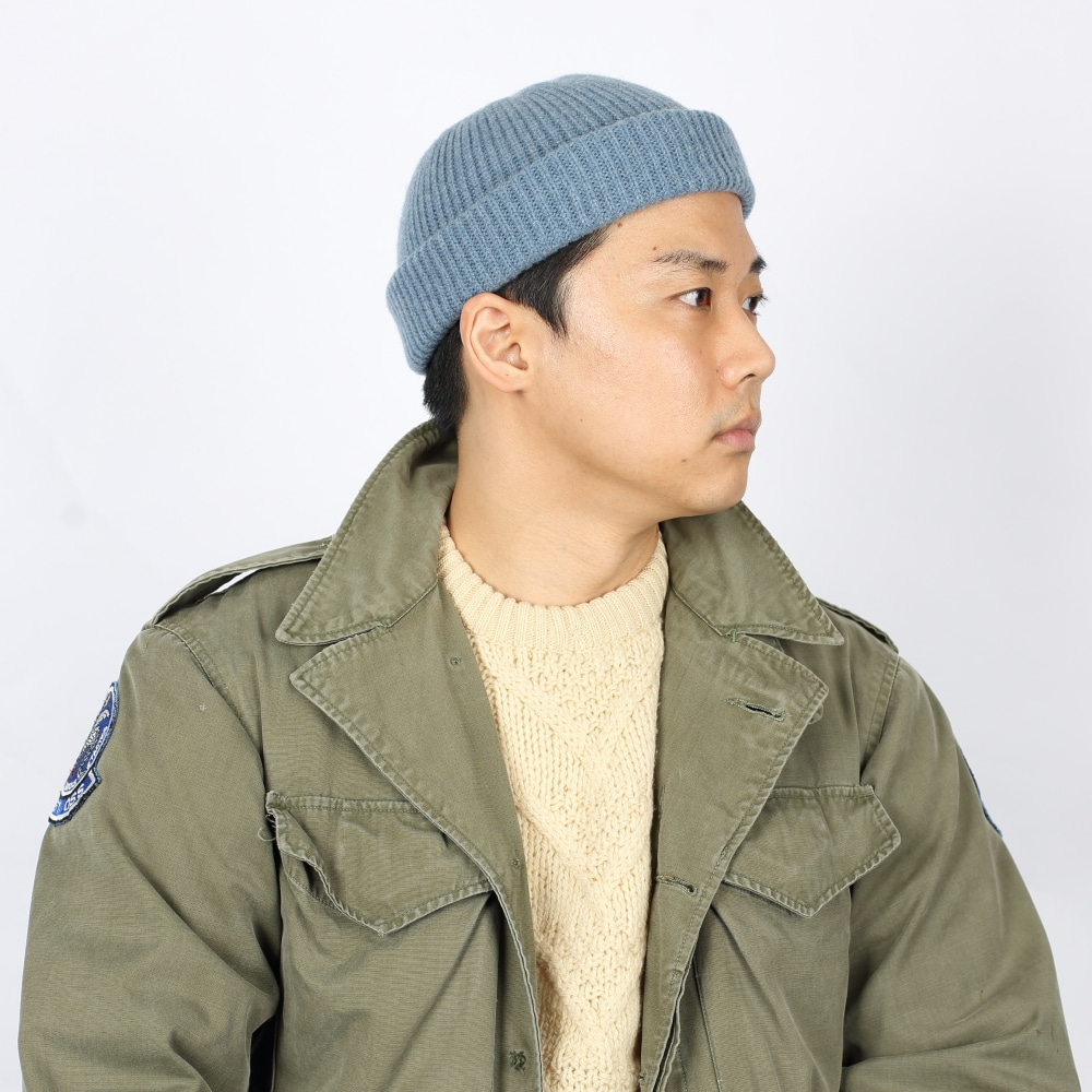 -[FRUI] THE FINEST LAMBSWOOL BEANIE_SKYBLUE
