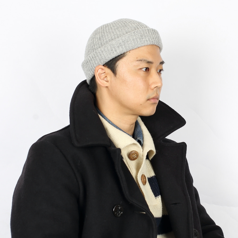 -[FRUI]THE FINEST LAMBSWOOL BEANIE_LIGHT GRAY