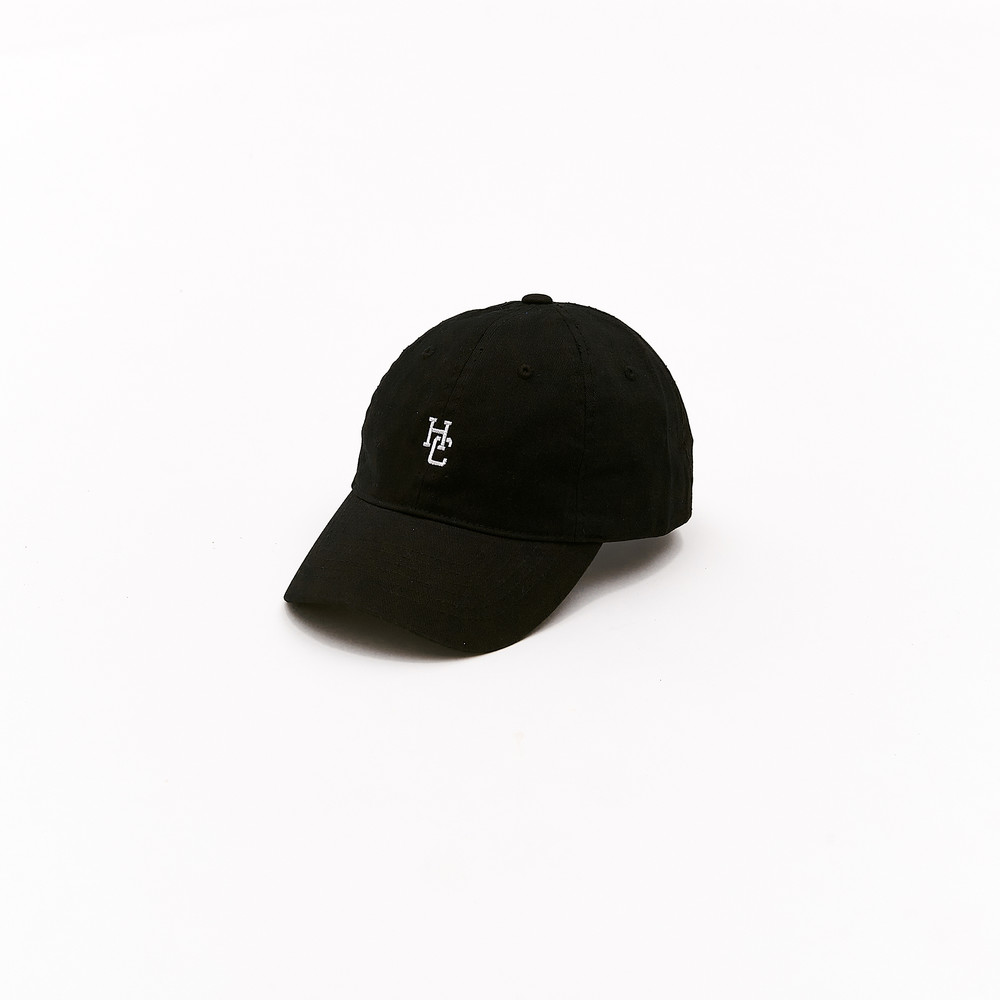 -[HOTEL CERRITOS] HC Ball Cap [Black]
