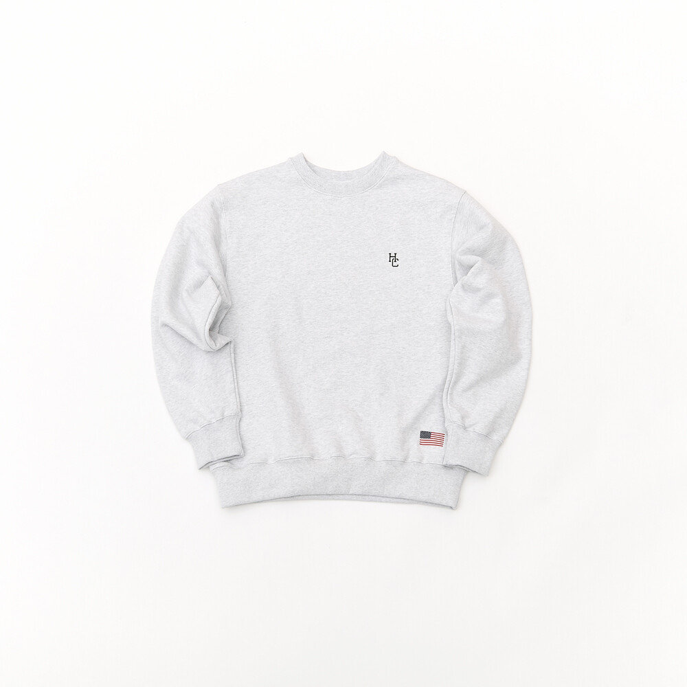 -[HOTEL CERRITOS] HC Sweat-Shirt [MelangeGray]