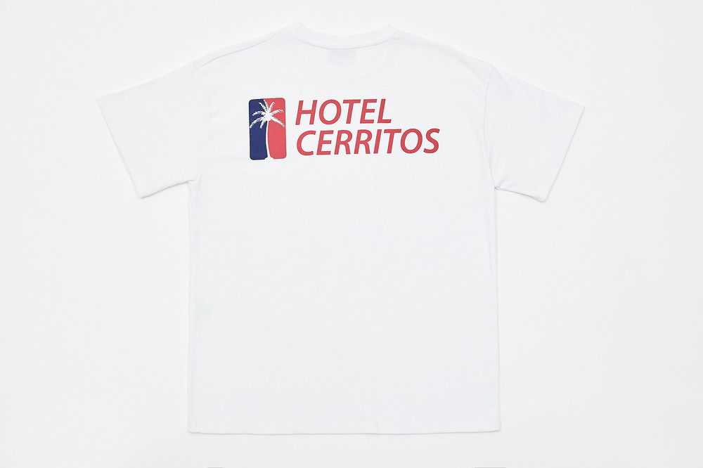 -[HOTEL CERRITOS] HC T-Shirt [White]