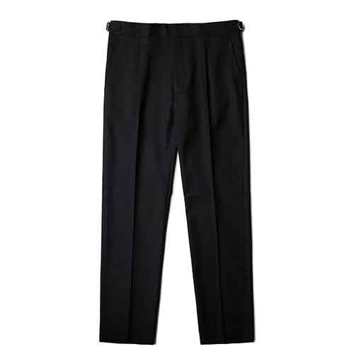 -[ERD]French pants - black