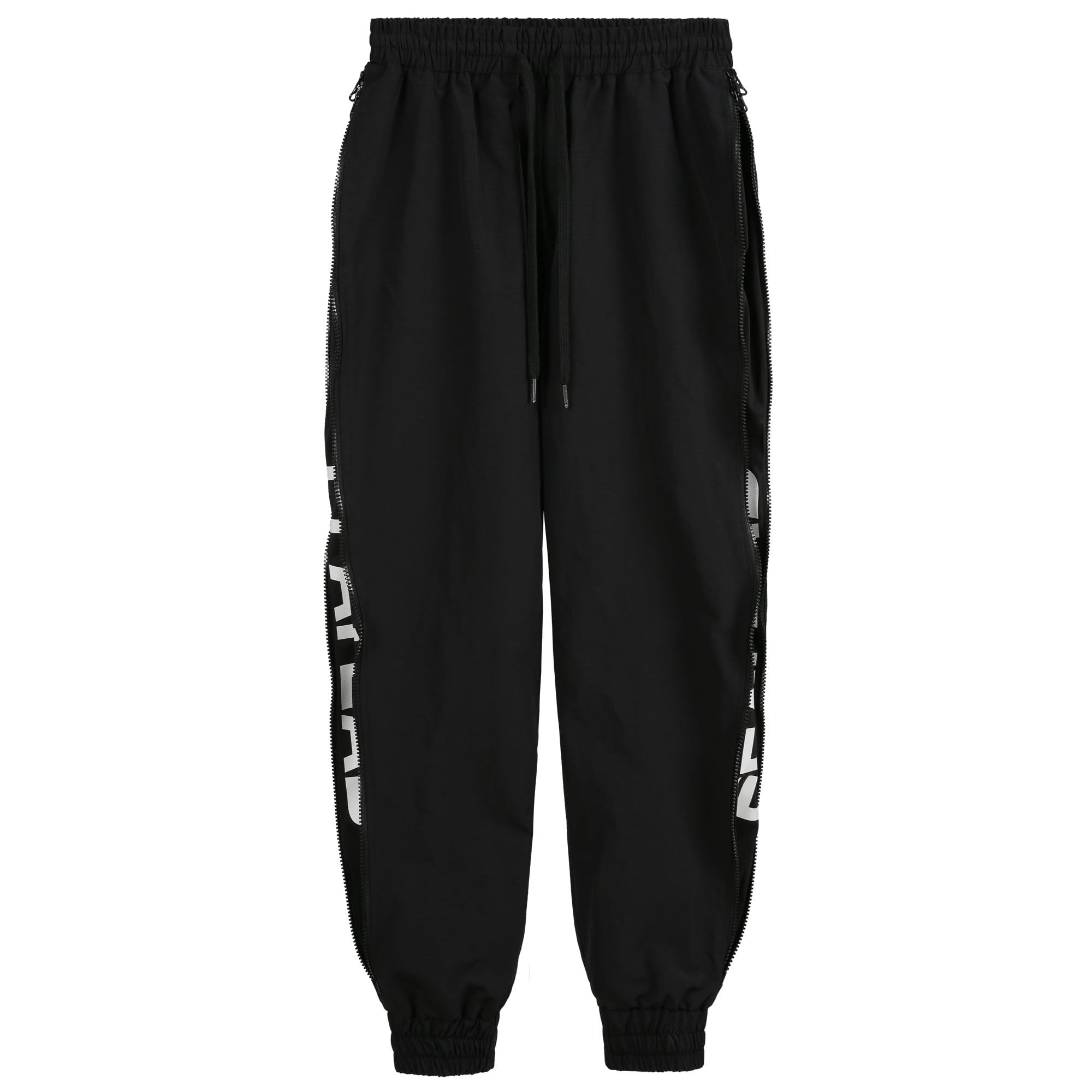 -[FFAI] - OP.01 SIDE LINE JOGGER PANTS (BLACK)
