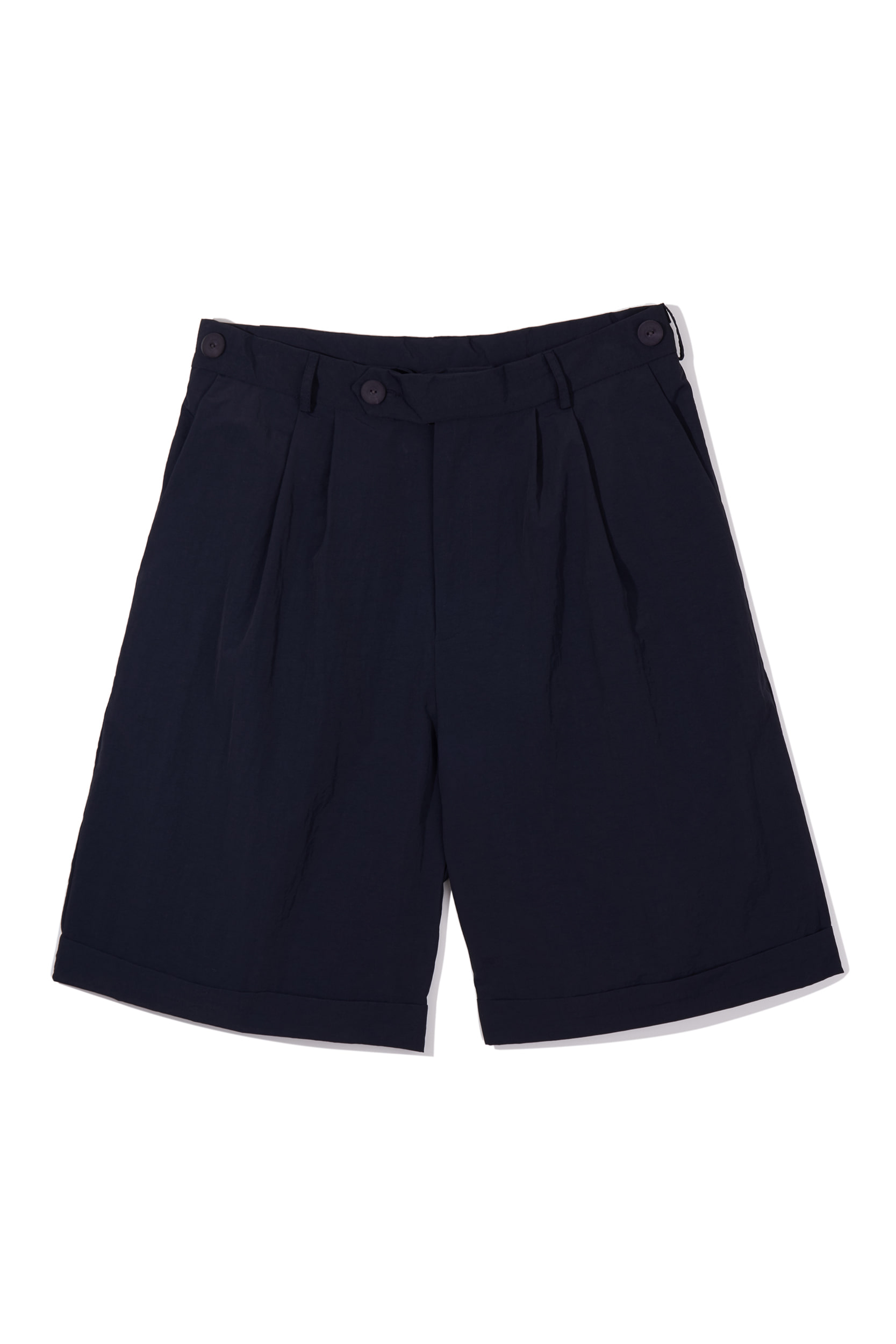 -[MOLTO] OVER SHORT PANTS