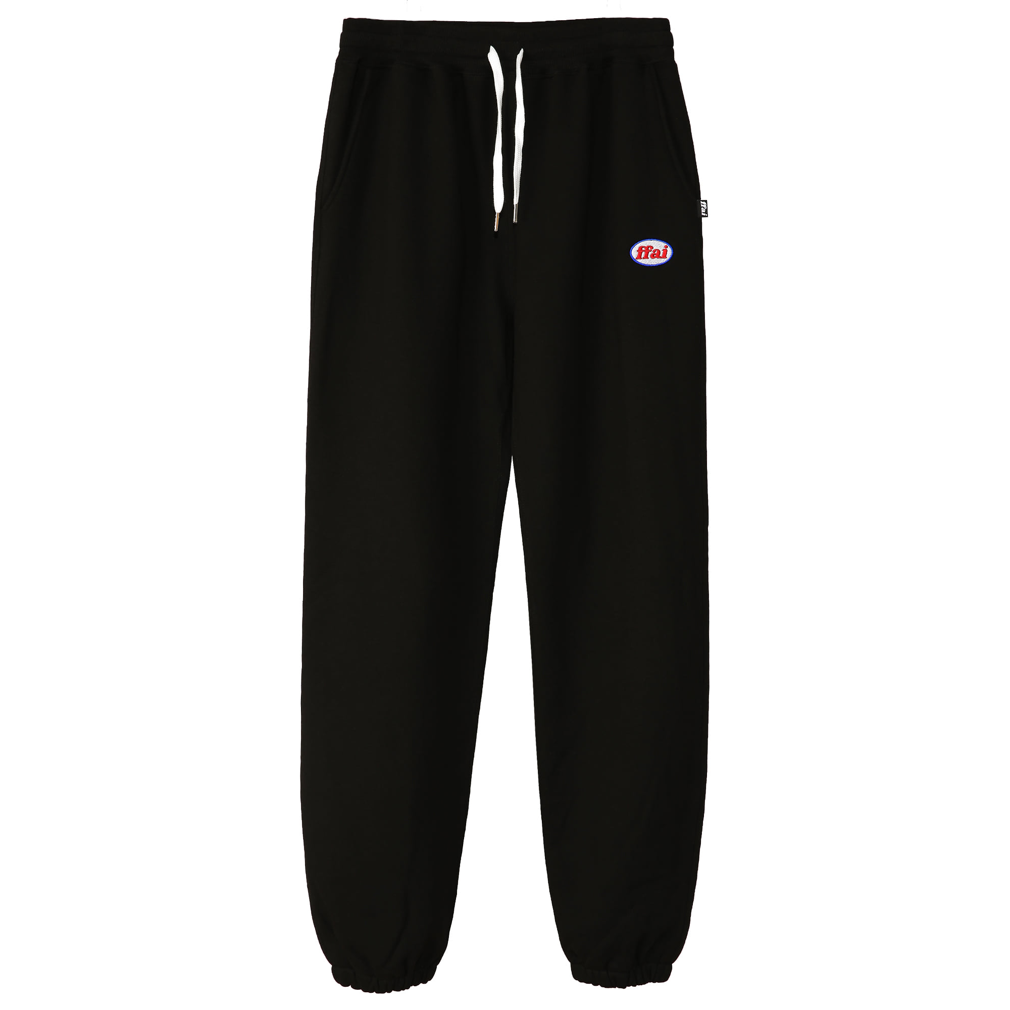 -[FFAI]  - OP.30 SWEAT PANTS (BLACK)