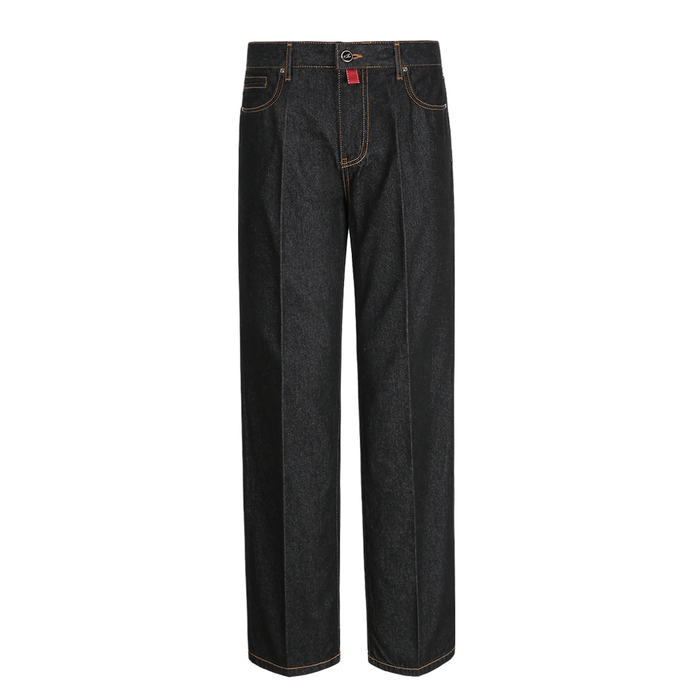 -[SORTIE] 224 Tailored Denim Jeans (Black)
