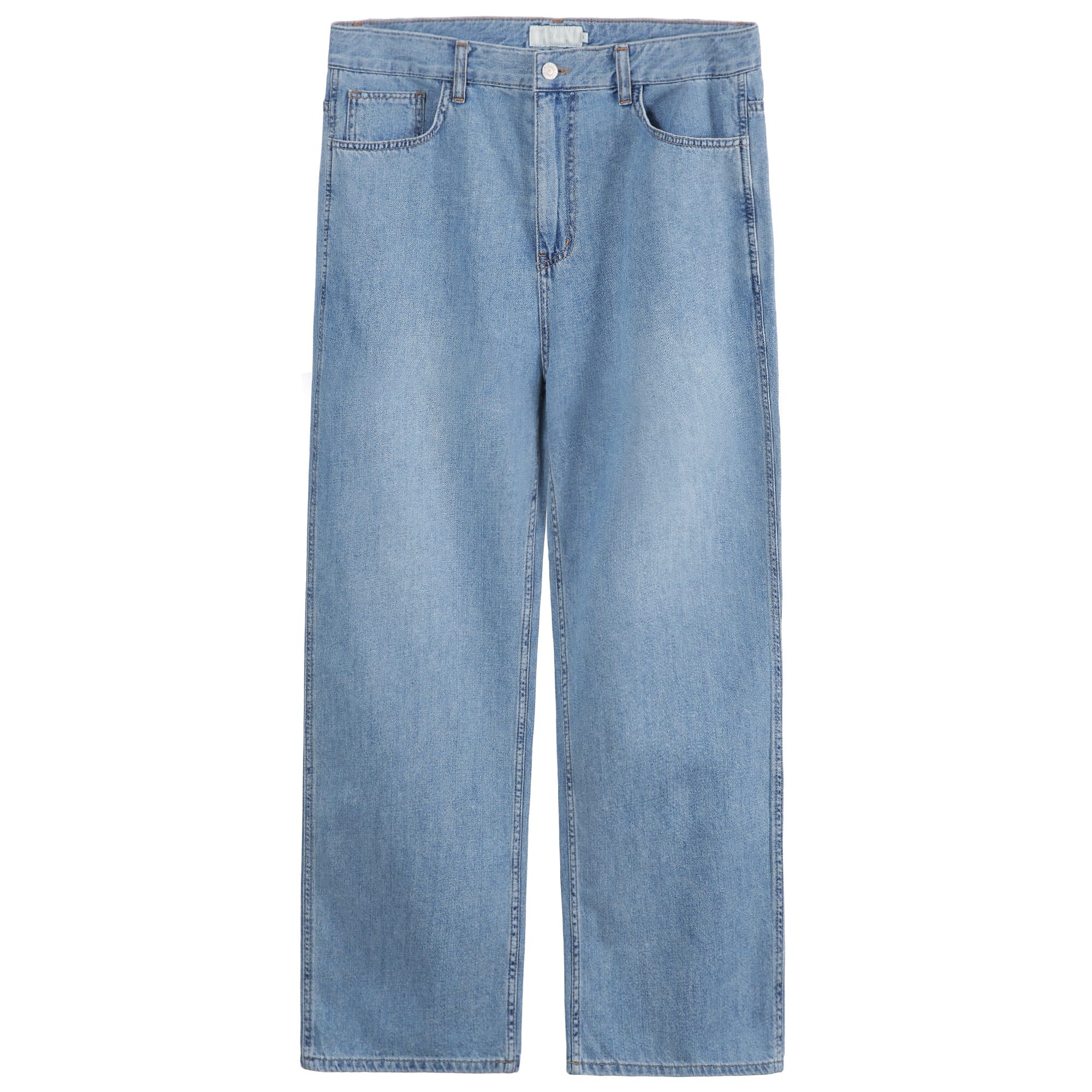 -[FFAI] - PN.01 WIDE DENIM (LIGHT BLUE)