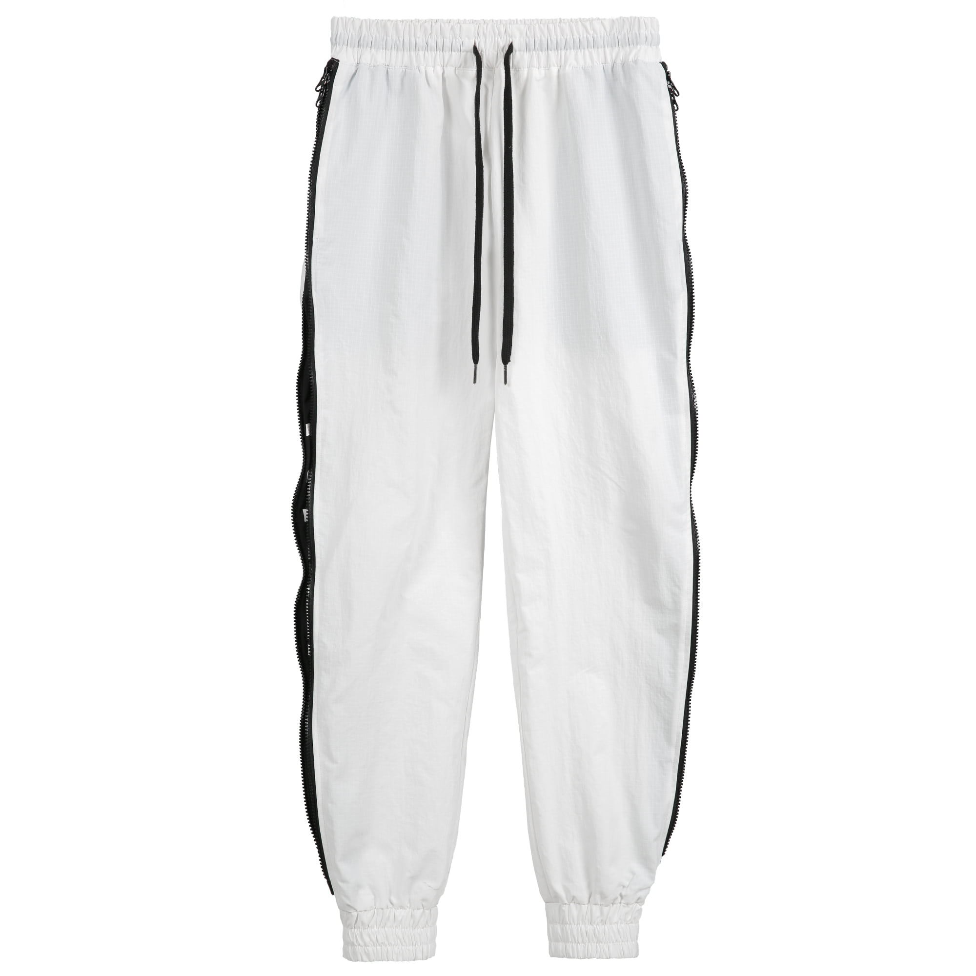 -[FFAI] - OP.01 SIDE LINE JOGGER PANTS (WHITE)