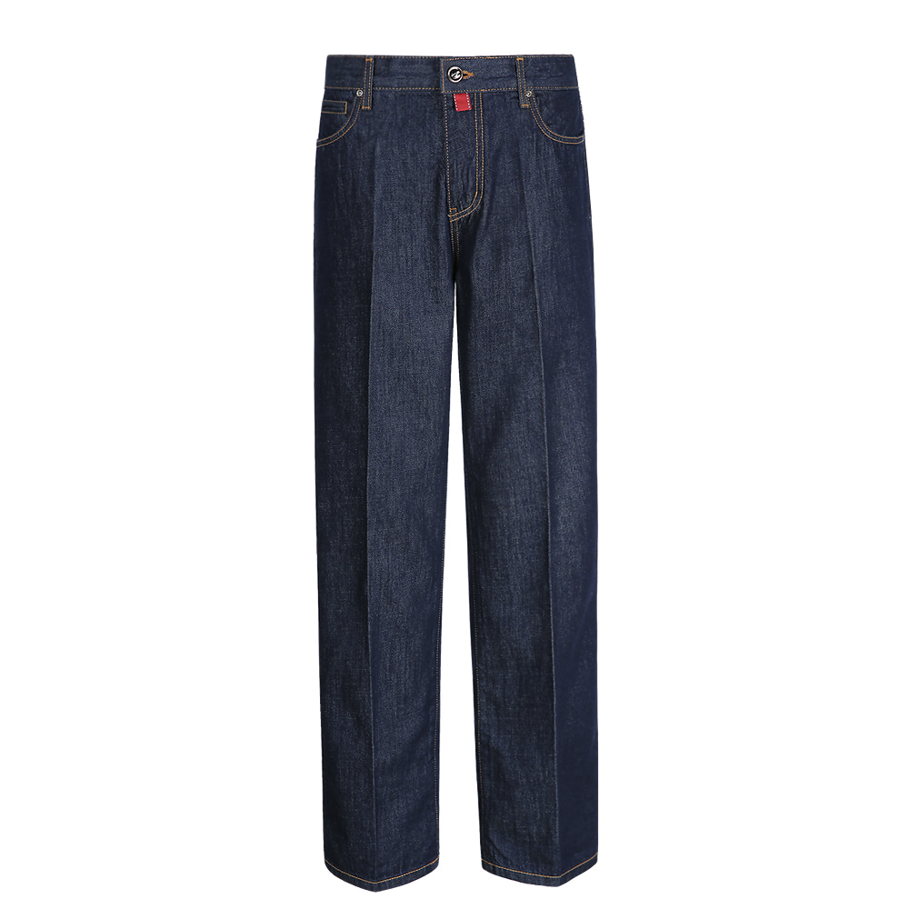 -[SORTIE]224 Tailored Denim Jeans (Blue)