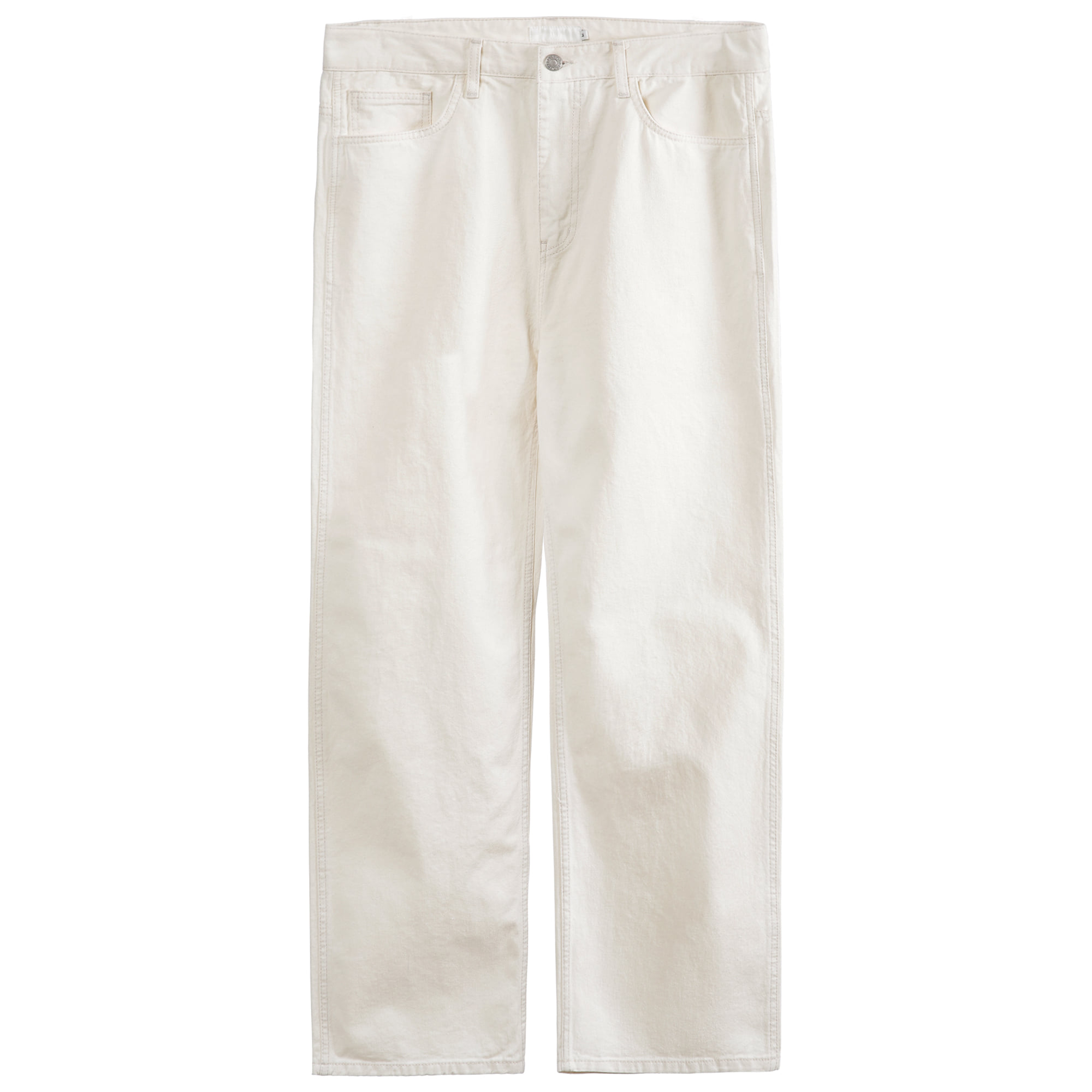 -[FFAI] - PN.01 WIDE DENIM (IVORY)